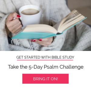 Free Psalm Challenge